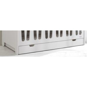 Συρτάρι Κρεβατιού Quax Sunny White 70x140