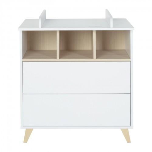 Συρταριέρα Quax Loft White - συμβουλές για εγκατάσταση του βρεφικού δωματίου