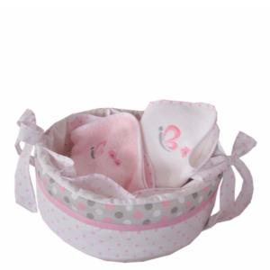Baby Star Καλάθι Καλλυντικών Sweet Dots