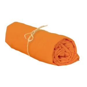 Baby Star Κατωσέντονο Κρεβατιού Με Λάστιχο Πορτοκαλί