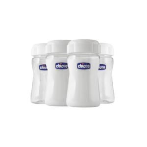 Chicco Μπουκάλια Διατήρησης Μητρικού Γάλακτος