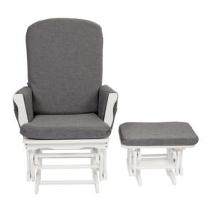Πολυθρόνα Θηλασμού Quax Linen Grey