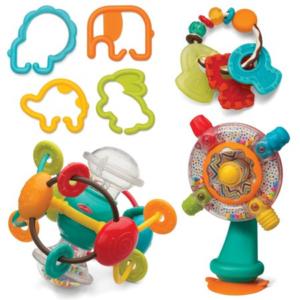 Infantino Shake-Turn-Link & Teethe Combo