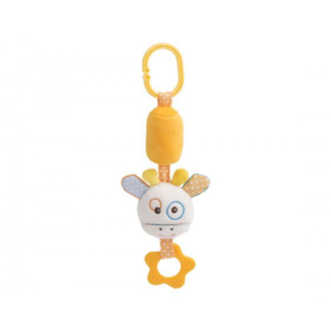 Kikka Boo Giraffe Bell Toy