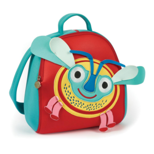 Oops Soft Backpack All-I-Need Μέλισσα