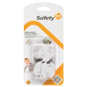 Safety First Περιστρεφόμενη Ασφάλεια Πρίζας