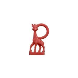 Sophie The Giraffe Κρίκος Οδοντοφυΐας Κόκκινο