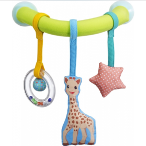 Sophie The Giraffe Μπάρα Δραστηριοτήτων Αυτοκινήτου
