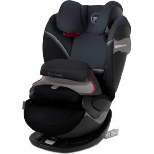 Cybex Κάθισμα Pallas S-Fix Granite Black