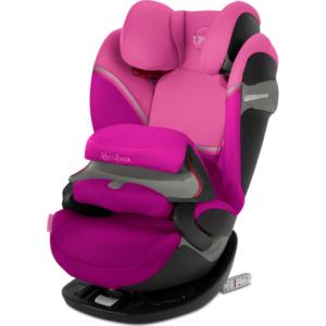 Cybex Κάθισμα Pallas S-Fix Magnolia Pink