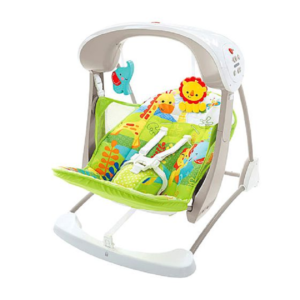 Fisher Price Φορητή Κούνια - Rainforest Friends