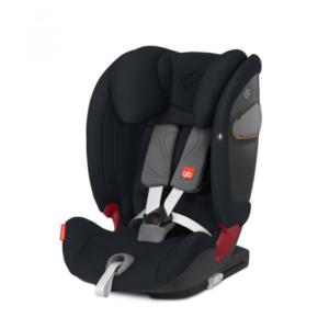 Gb Κάθισμα Αυτοκινήτου Everna-Fix Velvet Black