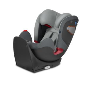 Gb Κάθισμα Αυτοκινήτου Uni-All London Grey