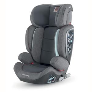 Inglesina Κάθισμα Αυτοκινήτου Tolomeo I-Fix Grey 2/3