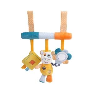 Kikka Boo Κρεμαστό Παιχνίδι Giraffe Hanging Rattle