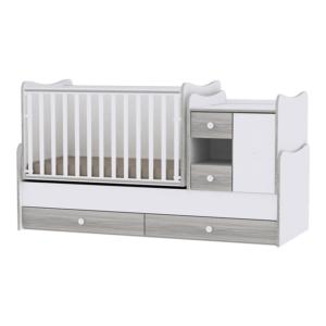 Lorelli Πολυμορφικό Κρεβάτι MiniMax White-Artwood