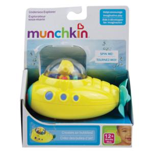Munchkin Παιχνίδι Μπάνιου Undersea Explorer