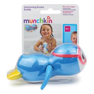 Munchkin Πιγκουίνος Κολυμβητής Παιχνίδι Μπάνιου