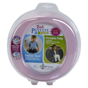 Potette Plus Γιογιο Ταξιδίου Ροζ