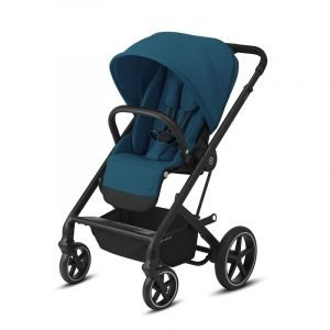 Cybex Balios S Lux BLK River Blue Βρεφικό Καρότσι