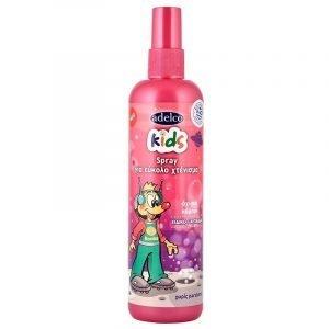 Adelco Kids Spray Για Εύκολο Χτένισμα 200ml