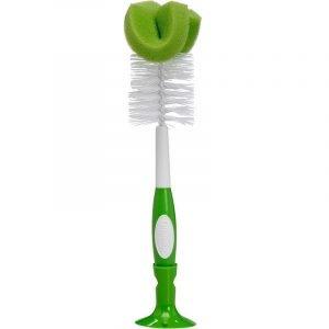 Dr Brown Βούρτσα Καθαρισμού Μπιμπερό Πράσινο
