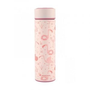 Kikka Boo Θερμός Υγρών 500ml Flamingo Pink