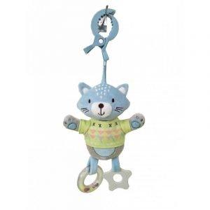 Kikka Boo Cat Musical Toy Μουσικό Παιχνίδι Με Κλιψάκι