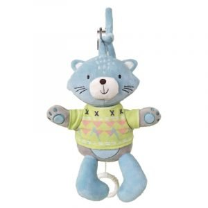 Kikka Boo Cat Musical Toy Μουσικό Παιχνίδι