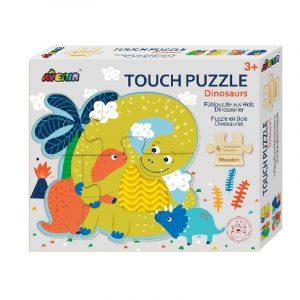 Avenir Παζλ Touch Puzzle Dinosaur