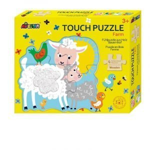 Avenir Παζλ Touch Puzzle Farm