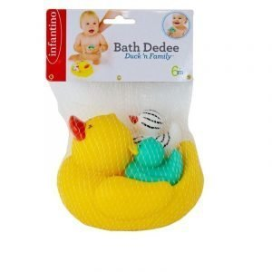 Infantino Bath Duck 'n Family