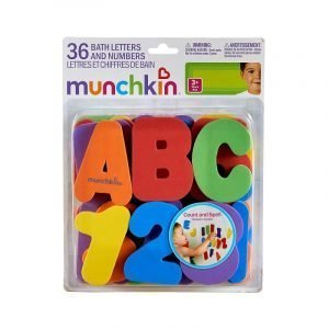 Munchkin Εκπαιδευτικό Παιχνίδι Γράμματα-Αριθμοί