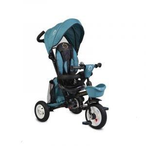 Byox Τρίκυκλο Ποδήλατο Flexy Lux Turquoise