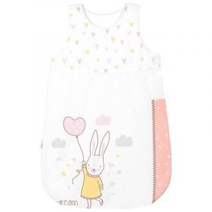 Kikka Boo Υπνόσακος Rabbits In Love (0-6m)