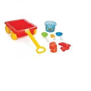 Moni Bucket Set With Carriage