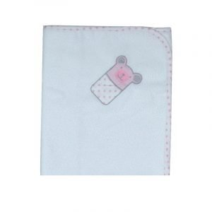 Baby Star Σελτεδάκι Sugar Family 40x60 Ροζ