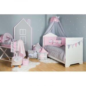 Baby Star Σετ Προίκας Κρεβατιού Norma (3τμχ)