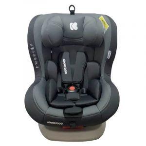 Kikka Boo Κάθισμα Αυτοκινήτου Twister Dark Grey 0-25kg