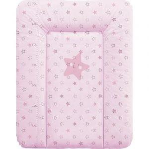 Lorelli Μαλακή Αλλαξιέρα Stars Pink