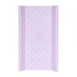 Lorelli Σκληρή Αλλαξιέρα Stars Pink 50x70