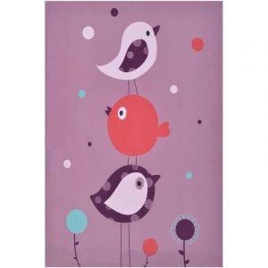 Douxnid Διακοσμητικός Καμβάς Αφρώδες Birdy