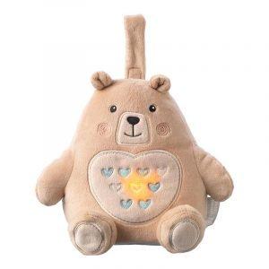 Gro Company Bennie The Bear Επαναφορτιζόμενος με USB