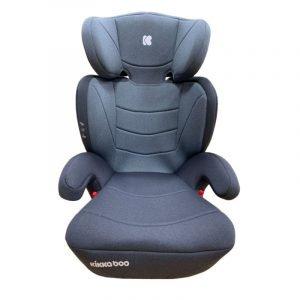 Kikkaboo Κάθισμα Αυτοκινήτου Amaro Dark Grey (15-36kg)