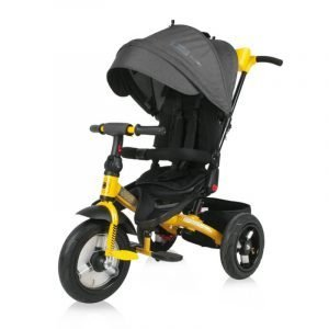 Lorelli Τρίκυκλο Ποδήλατο Jaguar Air Black-Yellow