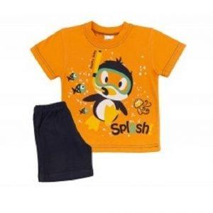 Pretty Baby Παιδική Πιτζάμα Splash 1-2 Ετών 65357-2