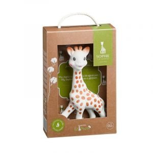 Sophie The Giraffe So Pure Gift Βox Κουτί Με Παιχνίδι