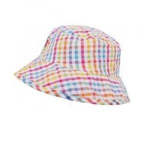 Minene Βρεφικό Καλοκαιρινό Καπέλο Διπλή Όψεως