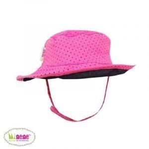 Minene Βρεφικό Καλοκαιρινό Καπέλο Φούξια