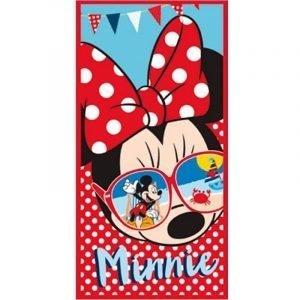 Stamion Παιδική Πετσέτα Θαλάσσης Minnie
